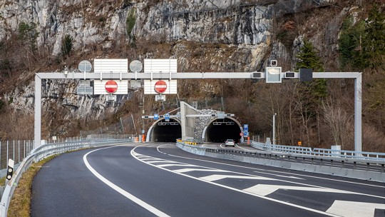 A8 Interlaken West